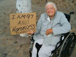 ELDERLY HOMELESS