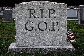 GOP = RIP