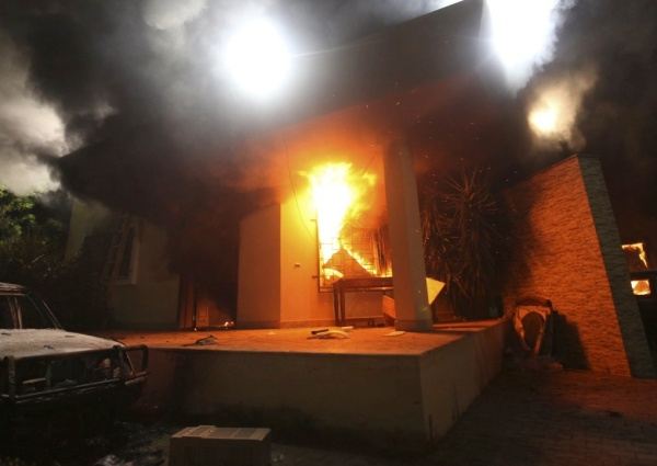BanGhazi FLAMES