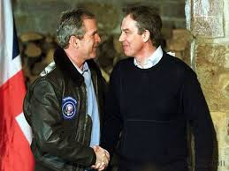 BUSH-BLAIR FAILURE