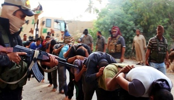 ISIL EXECUTION