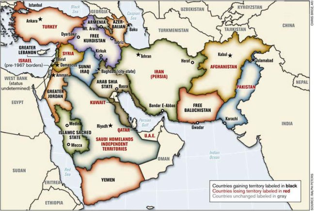 Project for the New Middle East