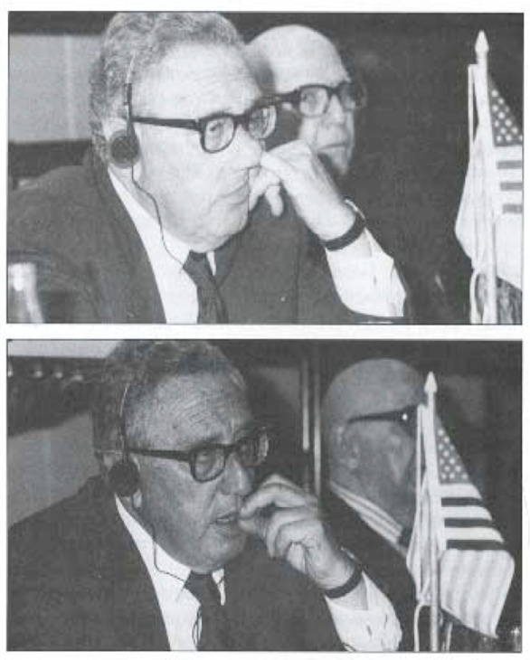 KISSINGER BOOGER!