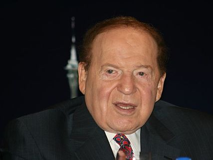 Adelson GREEDIEST