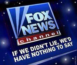 FOX = 24:7 CORPORATE PROPAGANDA AND LIES