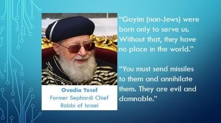 Jewish Racism Chosen 3