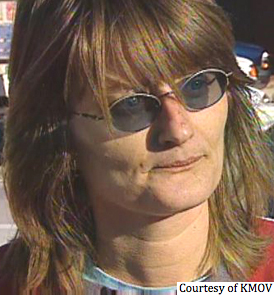 Sandra Mcelroy LIAR AND RACIST IN FERGUSON
