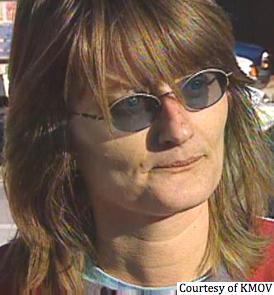 Sandra Mcelroy LIAR AND RACIST IN FERGUSON