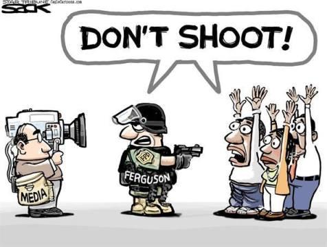 Ferguson Don't Shoot