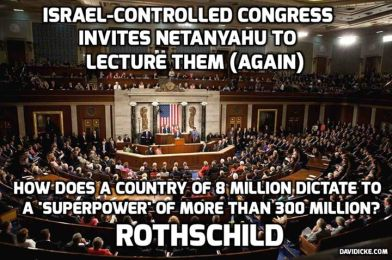 ISRAELI CONTROLLED CONGRESS