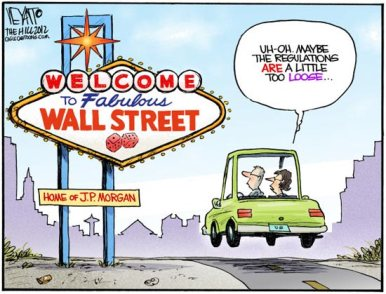 Las-Wall-Street CASINO ROW