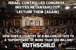 NETANYAHU ROTHSCHILD LECTURE TO FIGHT OBAMA