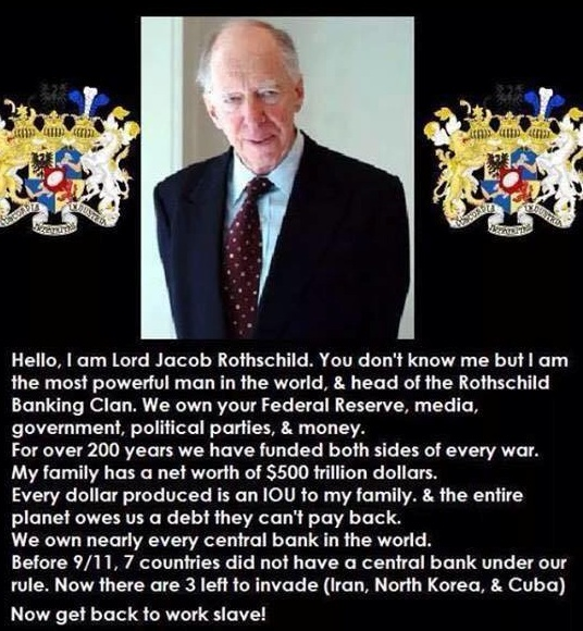 ROTHSCHILD JACOB