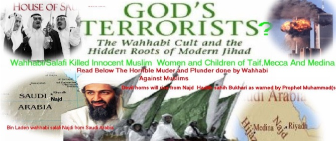 SAUDI WAHHABISM = NOT A RELIGION = RULES TO MAINTAIN A DICTATORSHIP