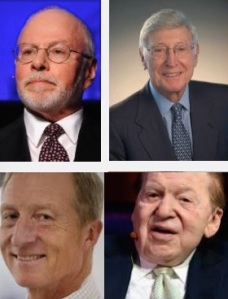 4 ANTI-AMERICAN ISRAELI CREEPS