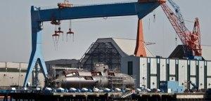 HDW baut weiteres U-Boot fuer israelische Marine