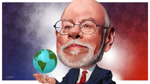PAUL Singer = EAST COAST ADELSON DOMINATE THE WORLD_