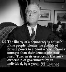 DEMOCRACY FDR