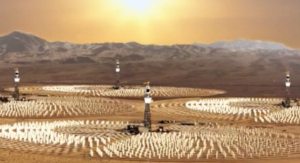 SOLAR PLANT IN CALIFORNIA