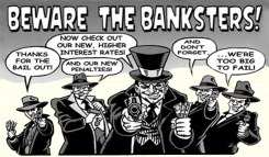 BANKSTERS POLICIES