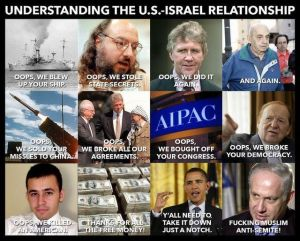 SICK US Israel Relationship