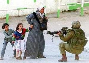 CHILDREN VERSUS ISRAEL TERRORIST