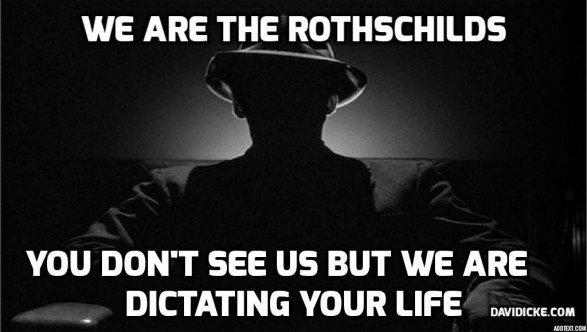 ROTSCHILD SECRET CONTROL