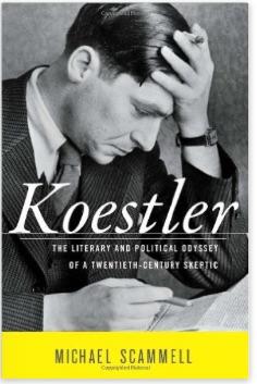 Koestler 13th tribe written by Michael Scammell
