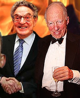 SOROS AND ROTHSCHILD
