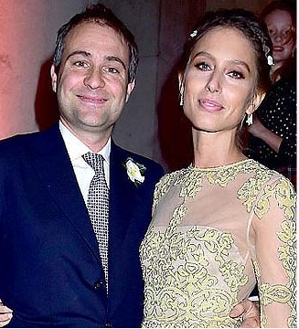 Ben GOLDSMITH MARRIES EX-LINGERY MODEL