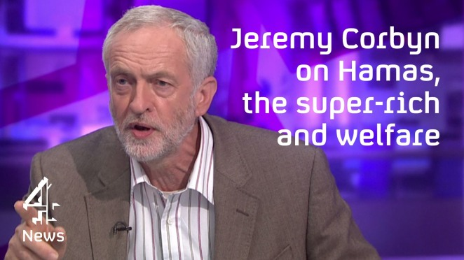 JEREMY CORYBN FOR THE PEOPLE