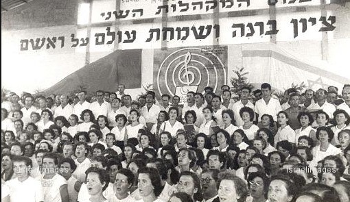kibbutz Israel Loyalists