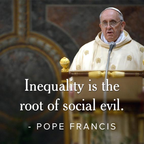 POPE INEQUALITY