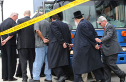 RABBIS WHO SOLD BODY PARTS ARRESTED