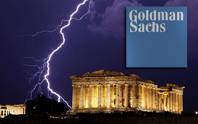 GOLDMAN-ROTHSCHILDS MAFIA DESTROYS GREECE!