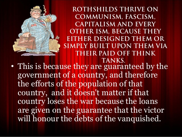 ROTHSCHILDS THINK TANKS