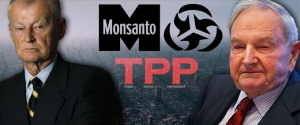 ROCKEFELLER AND HIS PUPPETS = TPP