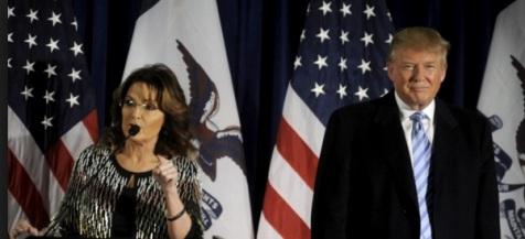 Sarah Palin Speech for Trump