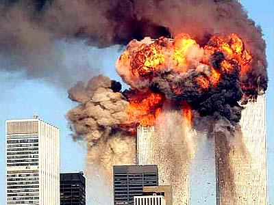 911 Mini-Nuke Blasts