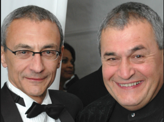 CLINTONS-PODESTA BROTHERS RUSSIAN CONNECTION