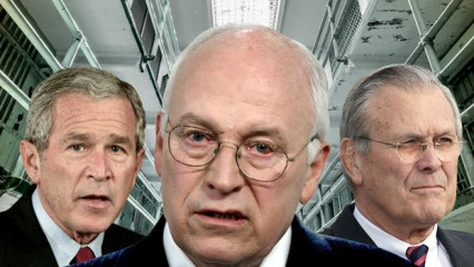 FAKED WAR ON TERROR BY ZIO-MAFIA AND BUSH CHENEY AS THEIR AGENTS!