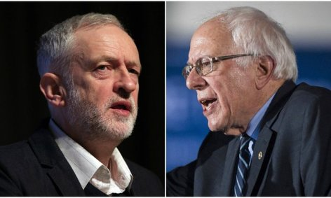 BERNIE AND JEREMY FOR HUMANITY