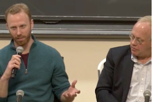 MAX BLUMENTHAL AND CHRIS HEDGES