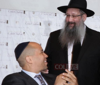 BOOKER AND THE RABBI