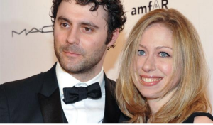 CLINTON CYCLE THROUGH MORE CRIMINALS WITH CHELSEA