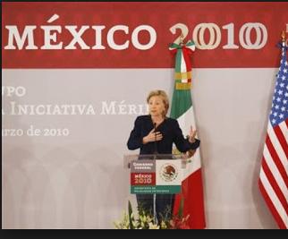 HILLARY MEXICO 2010