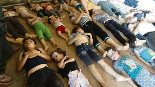 Syria- A HILLARY WMDs Catastrophe of MASS MURDERED SYRIAN CHILDREN
