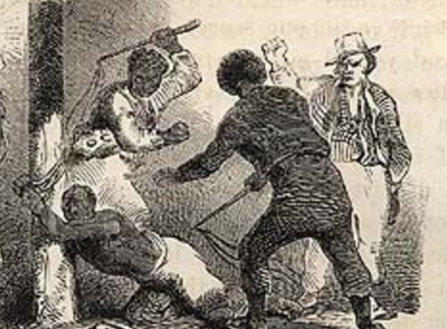 UNCLE TOMS WERE THE TOP SLAVE DRIVERS DOLING OUT THE PUNISHMENT!