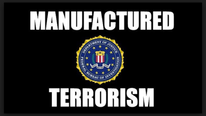 MANUFACTURED TERRORISM = ORLANDO + SAN BERNARDINO