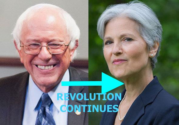 REVOLUTION CONTINUES